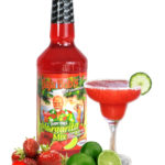 low carb, low calorie, sugarfree strawberry margarita mix